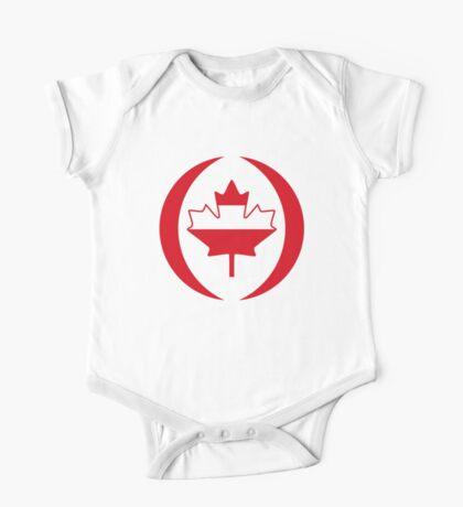 Austrian Canadian Multinational Patriot Flag Series Kids Clothes