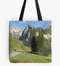 Cimarron Country Tote Bag