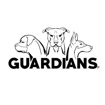 Dog Trio - GUARDIANS by DarkestBuddha