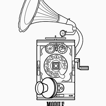 Mobile Gramophone by Malkman