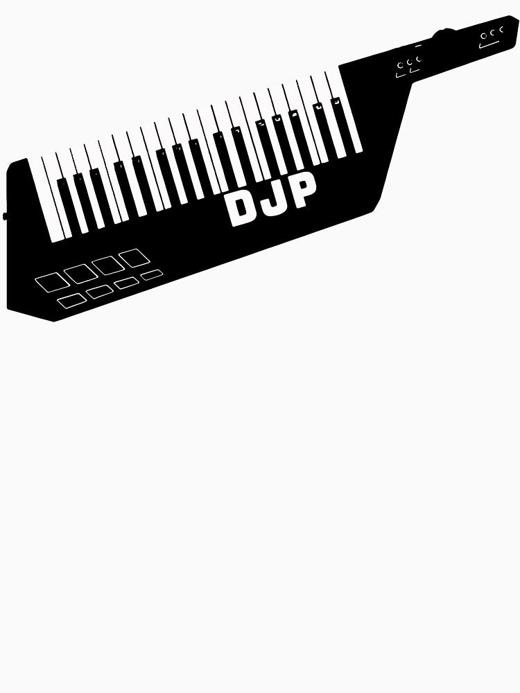Dana Jean Phoenix - Synthwave Retro Keytar  by DanaJeanPhoenix