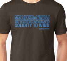 Political Language Unisex T-Shirt