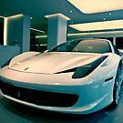 Ferrari 458 Italia by MrRoderick