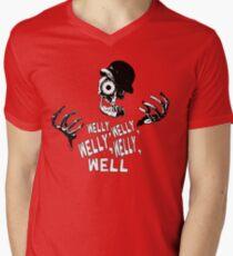 Welly, welly Men's V-Neck T-Shirt