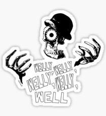 Welly, welly Sticker