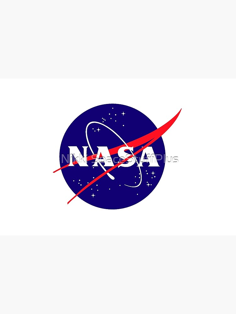 Official NASA (meatball) Logo by Spacestuffplus