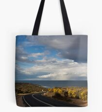 The Storm has Passed Tote Bag