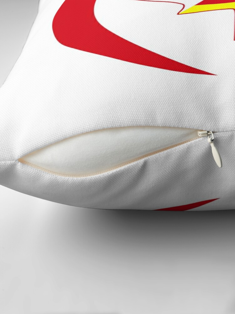 Alternate view of Zimbabwean Canadian Multinational Patriot Flag Series Throw Pillow