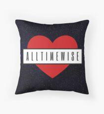 Alltimewise Throw Pillow