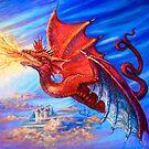 RED DRAGON by Judy Mastrangelo