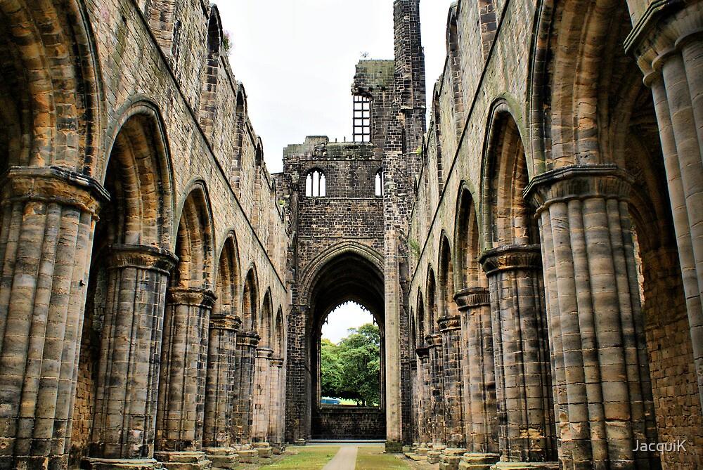 Kirkstall Abbey by JacquiK