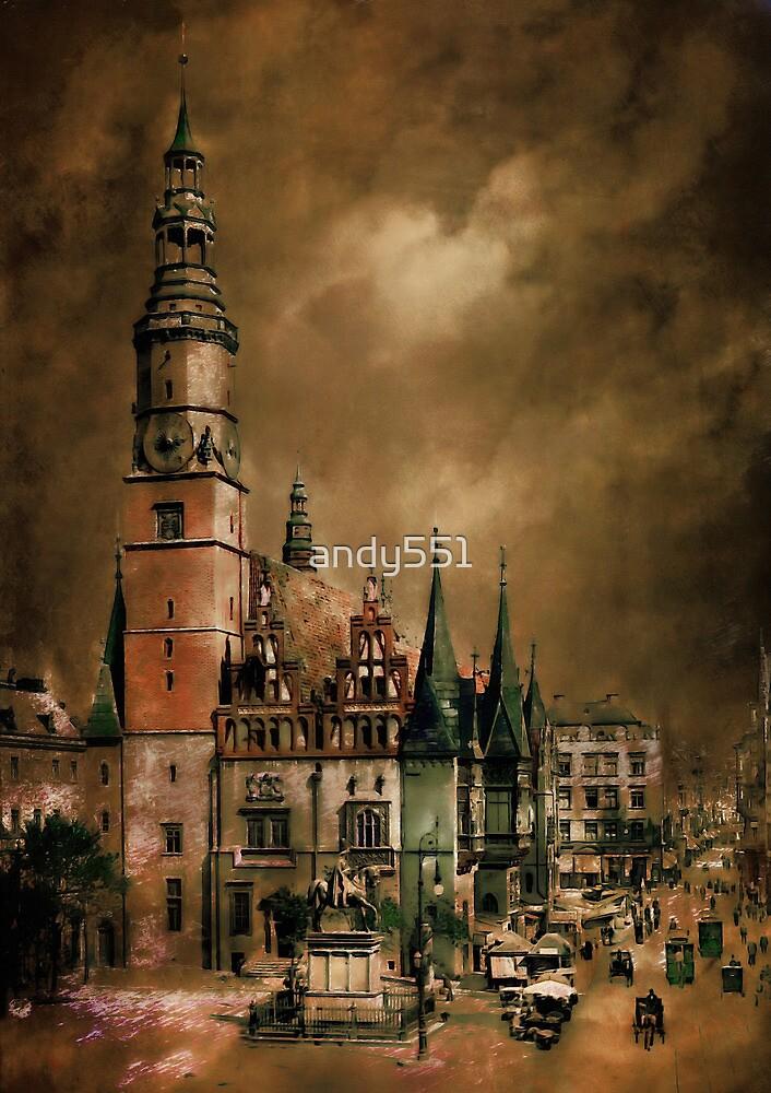Wrocław(WRATISLAVIE)....1905 y by andy551