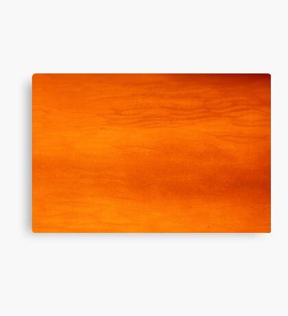 pepper-hot sunset Canvas Print