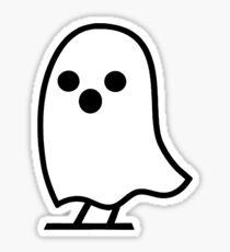 Ghost Writer [Black] Sticker