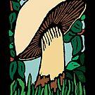 Mushroom by mlaydesign