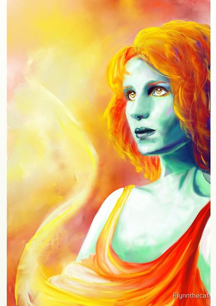 Mystic by Flynnthecat