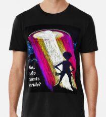 So... Who Wants A Ride? Premium T-Shirt
