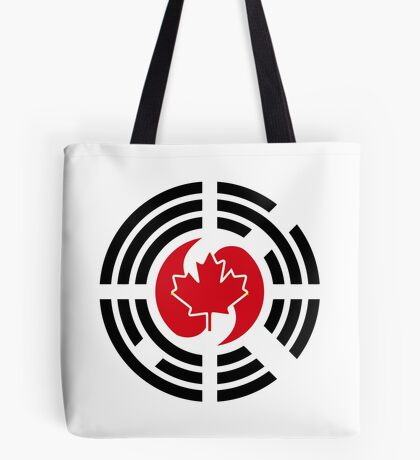 Korean Canadian Multinational Patriot Flag Series Tote Bag