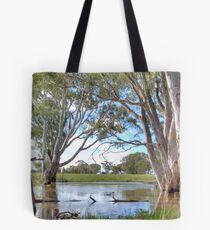 Our tiny Creek Tote Bag