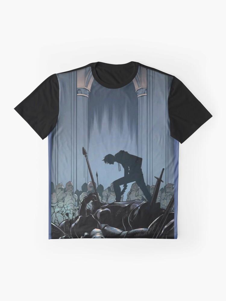 Solo leveling Sung Jin-Woo | Graphic T-Shirt