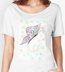 Butterfly Daydream Women's Relaxed Fit T-Shirt
