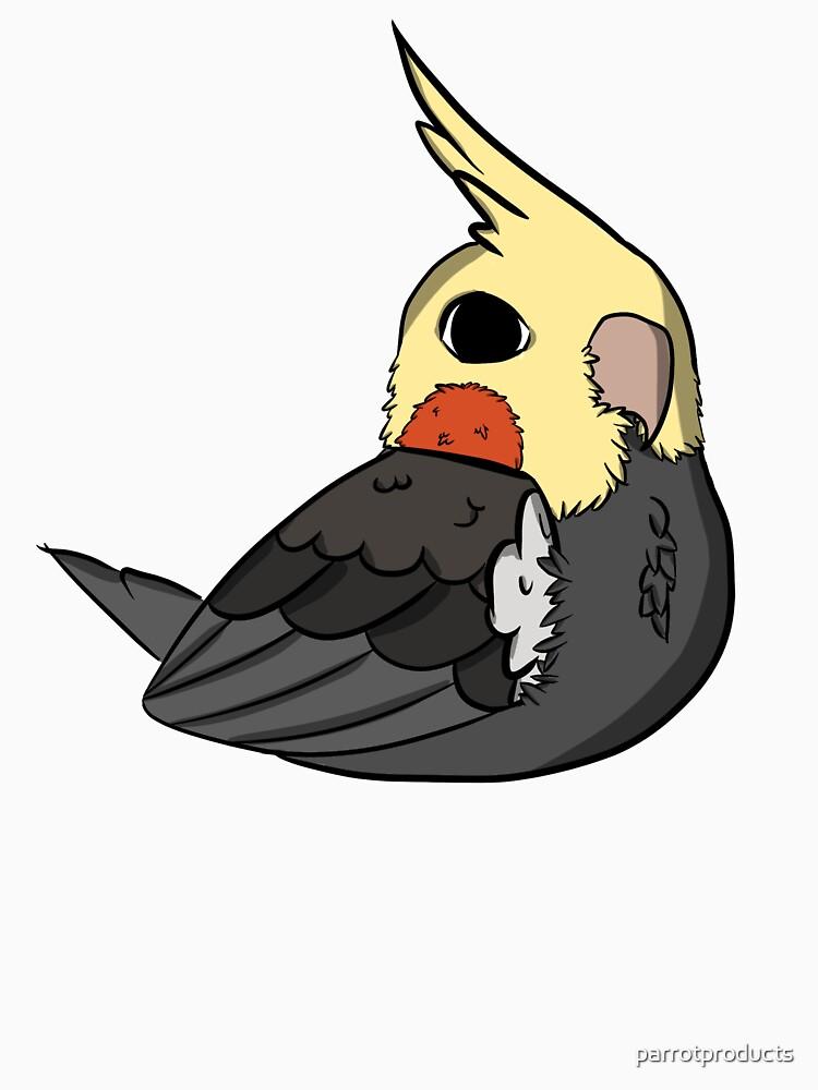 Cockatiel (normal grey) by parrotproducts