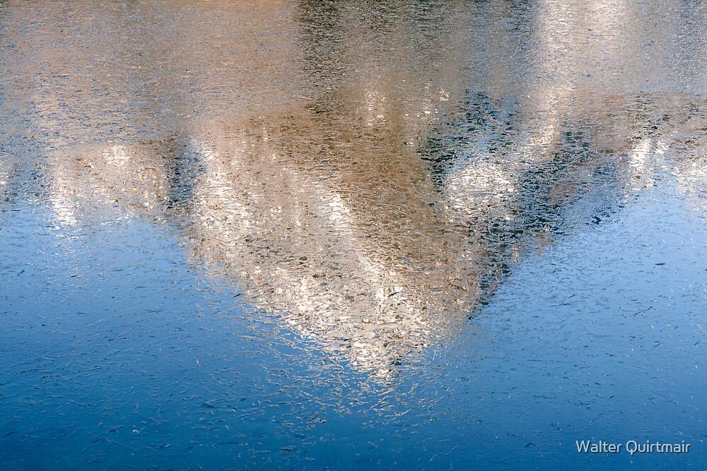 Frozen Peak by Walter Quirtmair