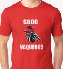 SBCC Vaqueros Slim Fit T-Shirt