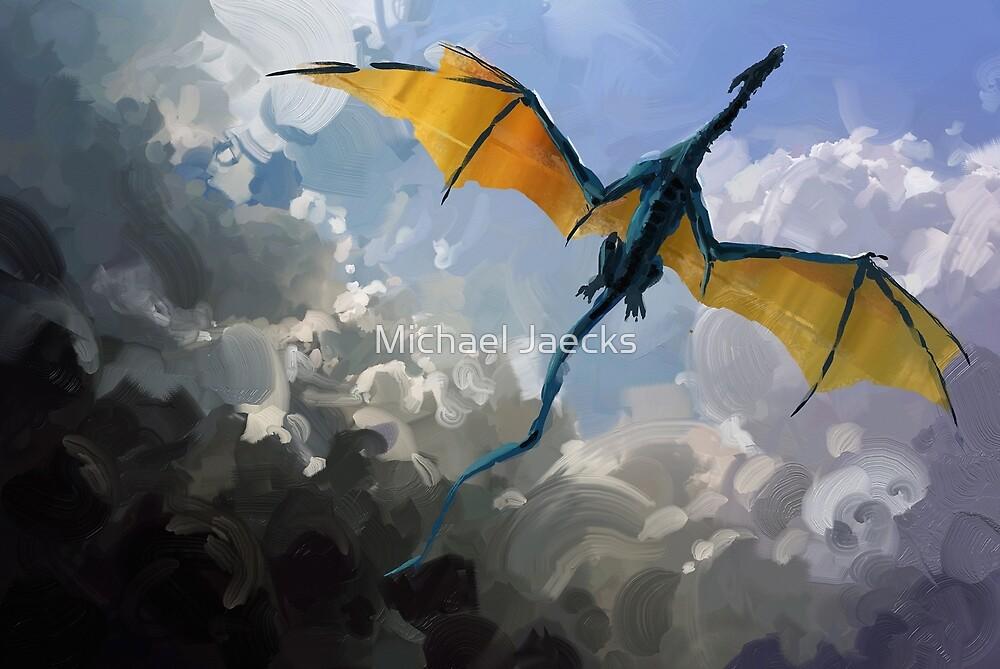 Dragon Sky by Michael Jaecks