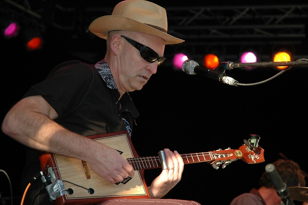 The Backsliders - Guitarist, @ Jazz & Blues Festival by muz2142