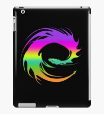 Colorful Eragon Dragon iPad Case/Skin