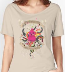 Lumiere Women's Relaxed Fit T-Shirt