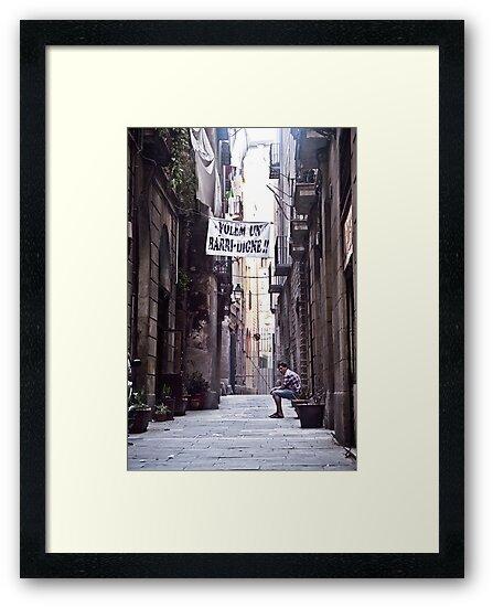 Barcelona 11 by Jean M. Laffitau