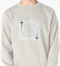 Line art,  Visual art genre Pullover Sweatshirt