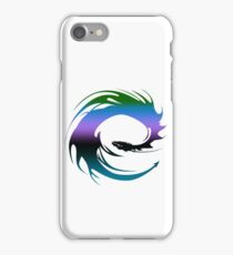 Colorful Dragon - Eragon iPhone Case/Skin