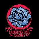 Blue Rose of the Laughing Tree Armory by wikirascals