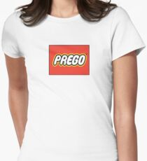 Prego Women's Fitted T-Shirt