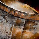 Flour Barrel by Jeanne Sheridan