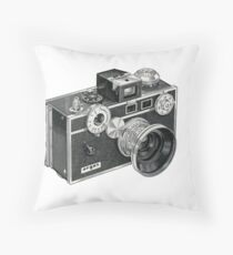 The Argus Rangefinder Wide Angle . A Film Era Classic Floor Pillow