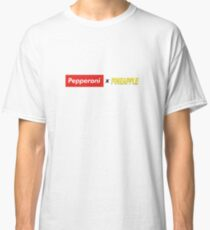 Pepperoni X Pineapple Classic T-Shirt