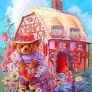 LITTLE BEAR'S COTTAGE by Judy Mastrangelo