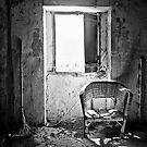 The chair of the soul by marcopuch