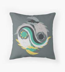 Balance - Jinouga Throw Pillow