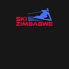 Ski Simbabwe von rudeboyskunk