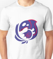 Rushing Currents - Kyogre T-Shirt