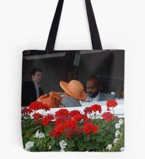 Saratoga Hat Tote Bag