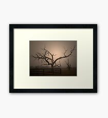 Structure & Strength Framed Print