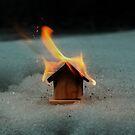 House Fire by Daniel McLaren
