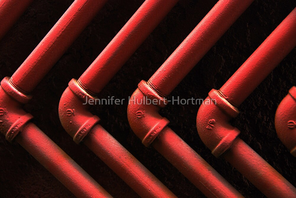 Pipe Dreams #2 by Jennifer Hulbert-Hortman