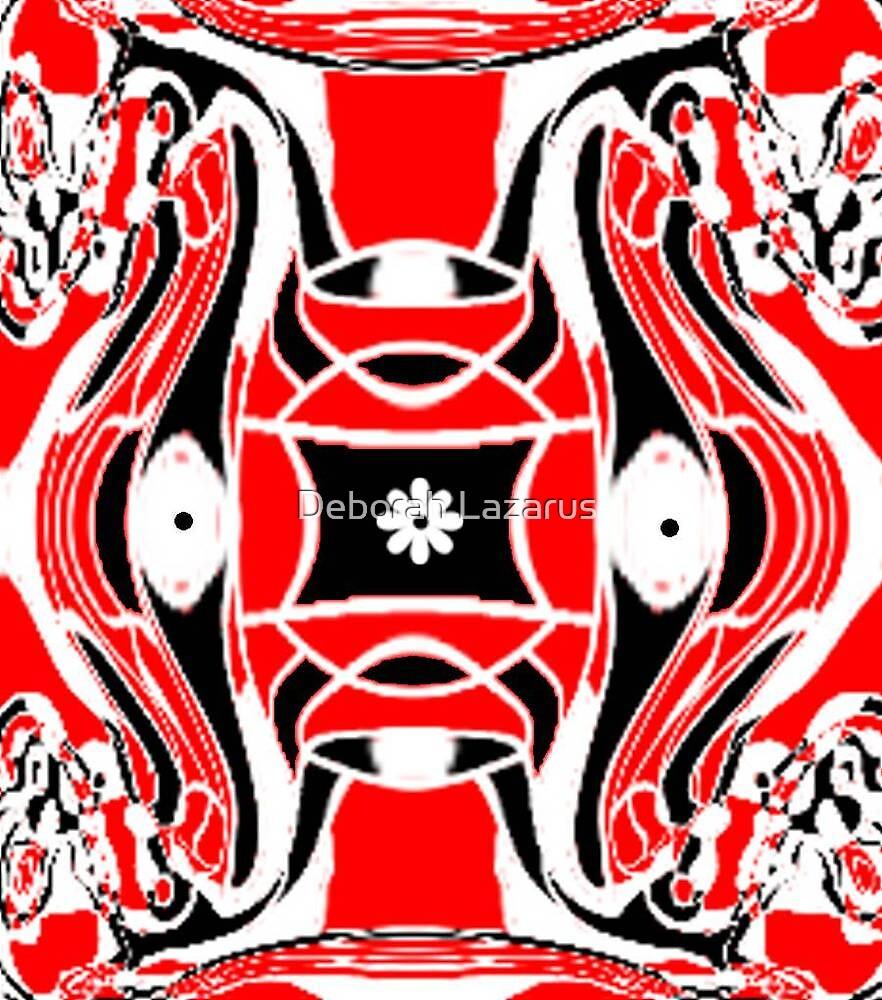 Simply Red by Deborah Lazarus